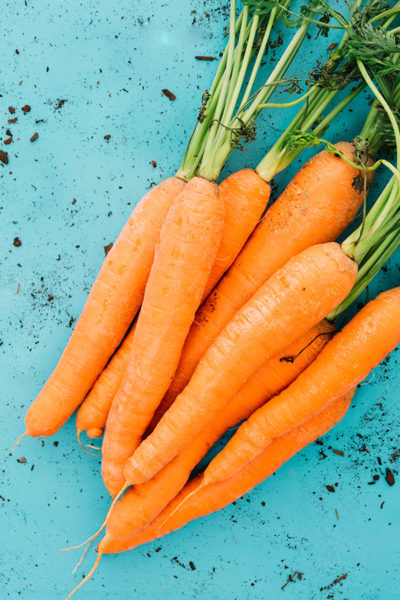 Carrots : Healthy Snack