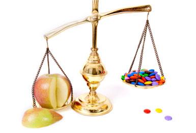 apple vs sweety
