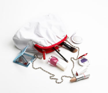 Items falling out of purse