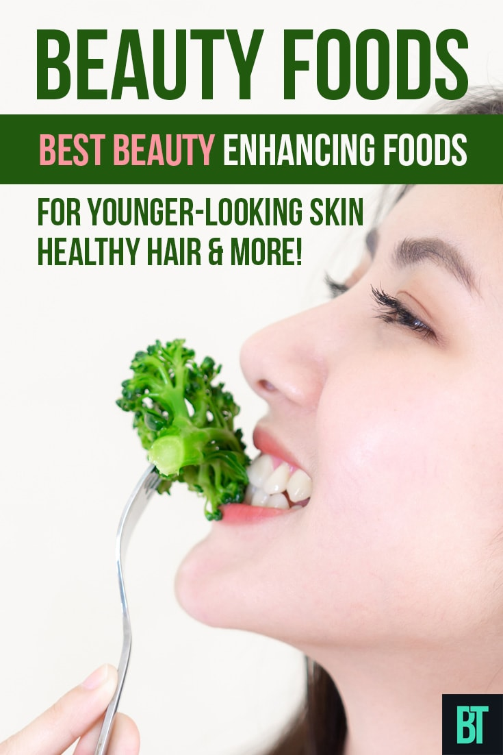 Are You Eating Enough Beauty Foods? Best Foods for Skin, Hair & More!