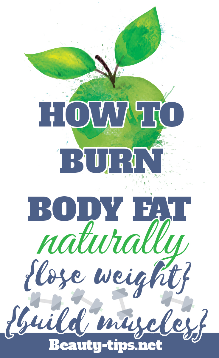 How to Burn Body Fat Naturally
