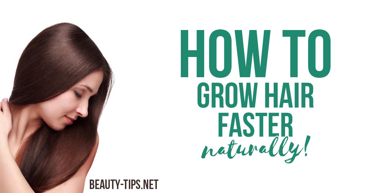 How To Grow Hair Faster On Pinterest Hair Growth Split