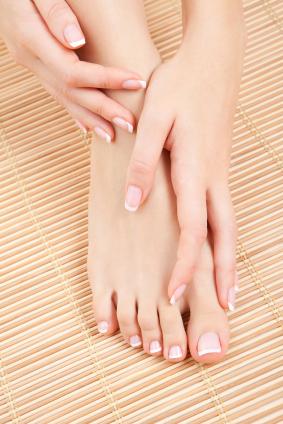 Beautiful & healthy nails