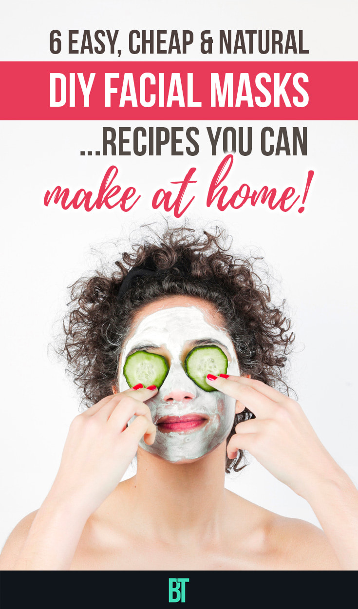 Homemade Face Masks 6 Easy Diy Facial Masks For Glowing Skin