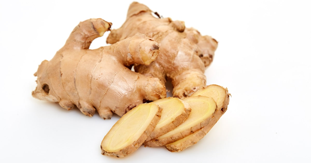 The World of Rhizome: Ginger • Connect Nigeria