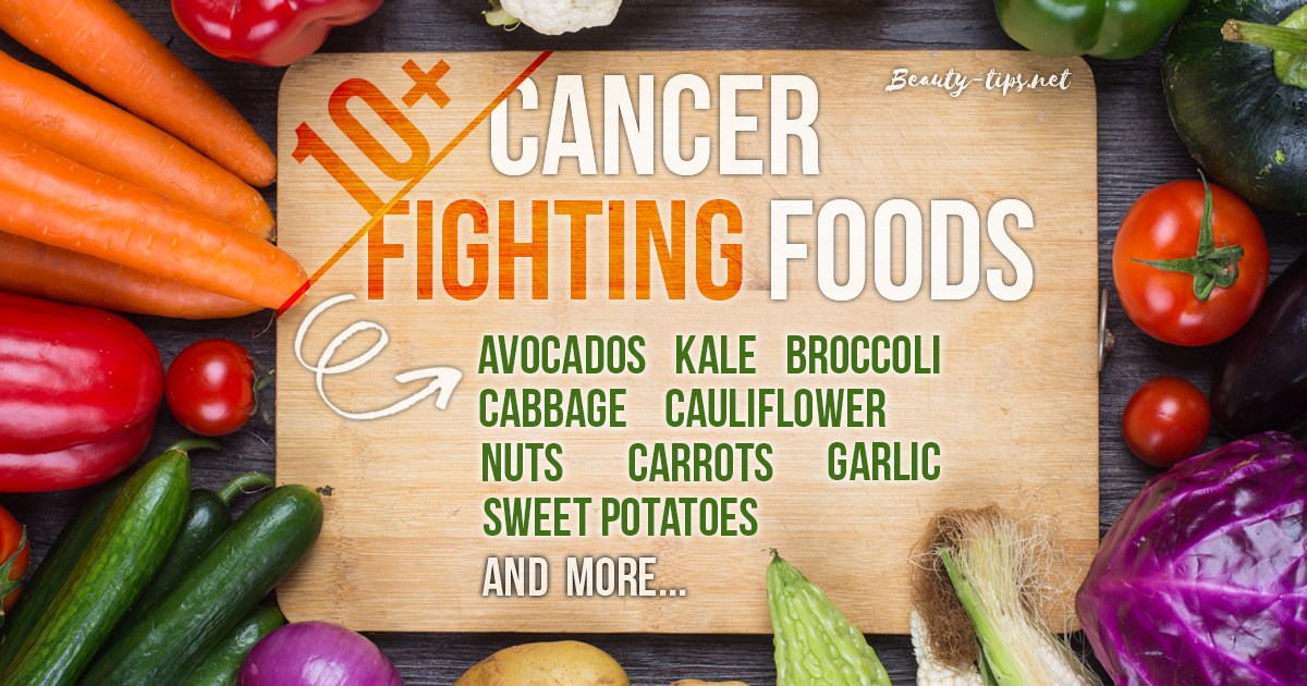List Of Best Cancer Fighting Foods What To Eat To Fight