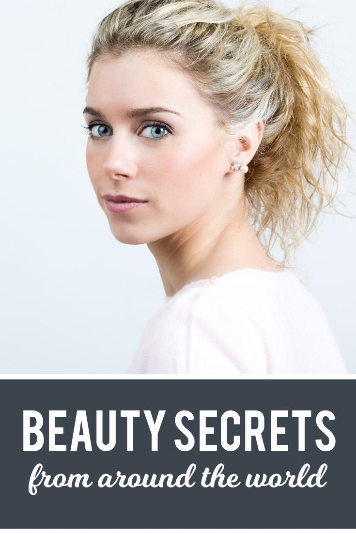 Beauty Secrets from Around the World.