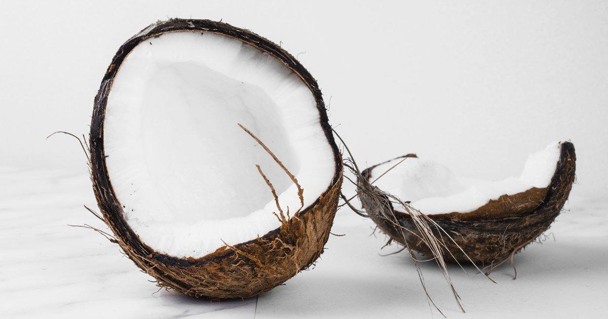 Coconut Oil for freezy hair.