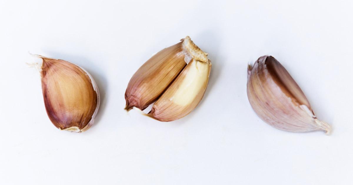 Garlic for Strong Nails